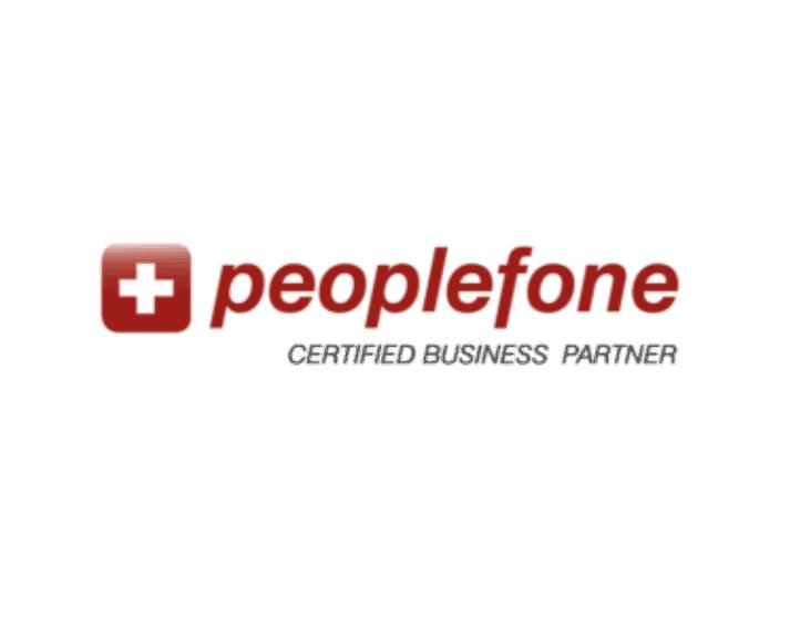 peoplefone Logo